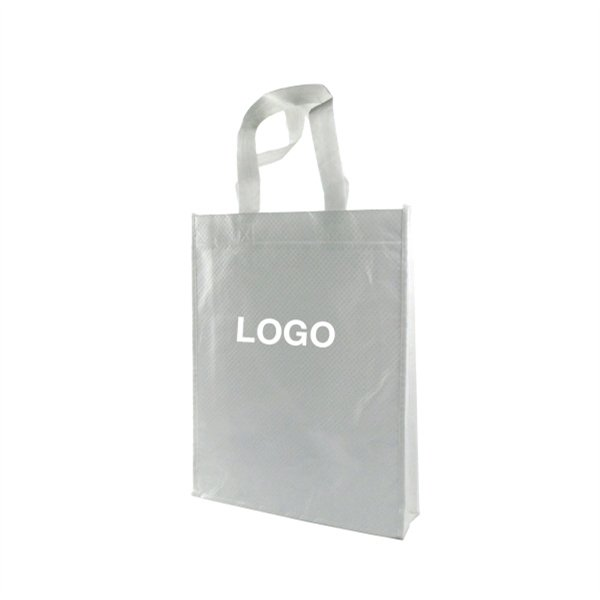 Customized Laminated Grocery Tote Shopping Bag