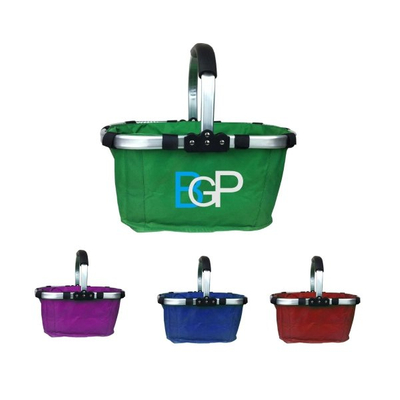 Customized Folding Shopping Basket