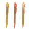 Promotional Custom Recycled Bamboo Ballpoint Pen
