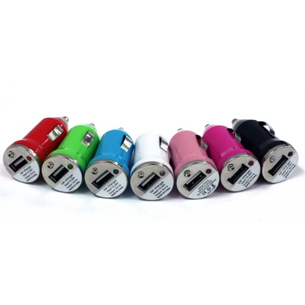 Customized Mini USB Car Charger