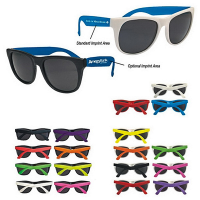 Cheaper Price Two-Tone Sunglasses