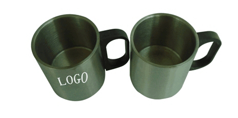 Custom Stainless Steel Coffee Tea Mug Cup
