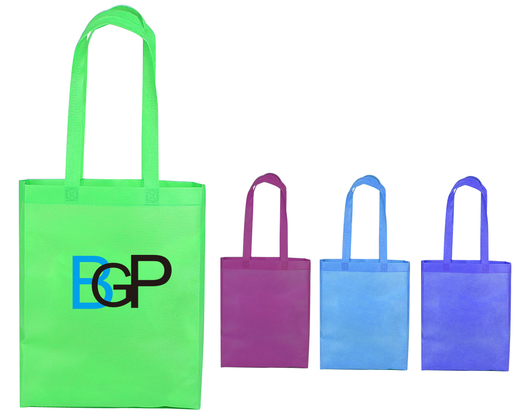 Custom Printed Eco Friendly Grocery Shopping Tote Bags