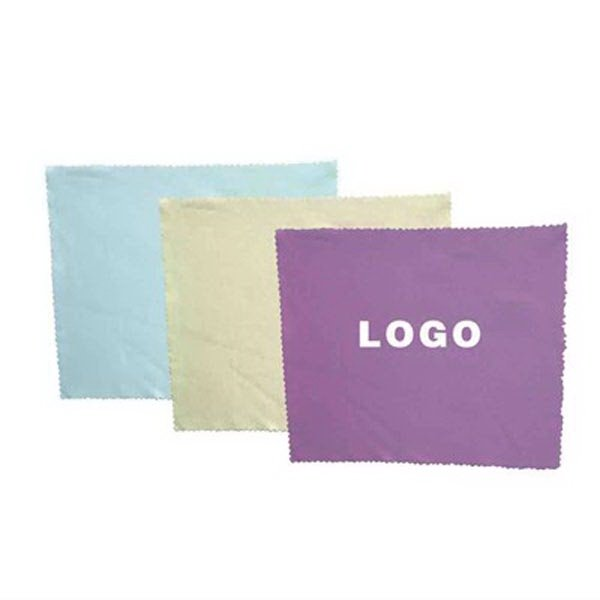 Personalized Microfiber Lens Cloth