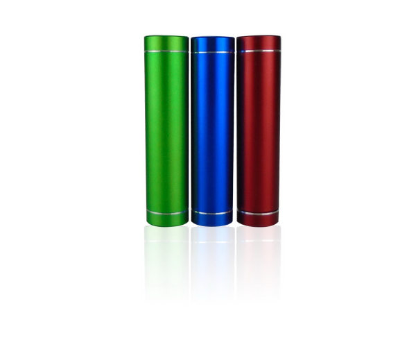 Cylindrical Portable Cell Phone Charger