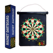 Magnetic Dartboard Set With Double Sided Available