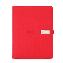 Custom Logo Wireless Charging High-end Business Notebook