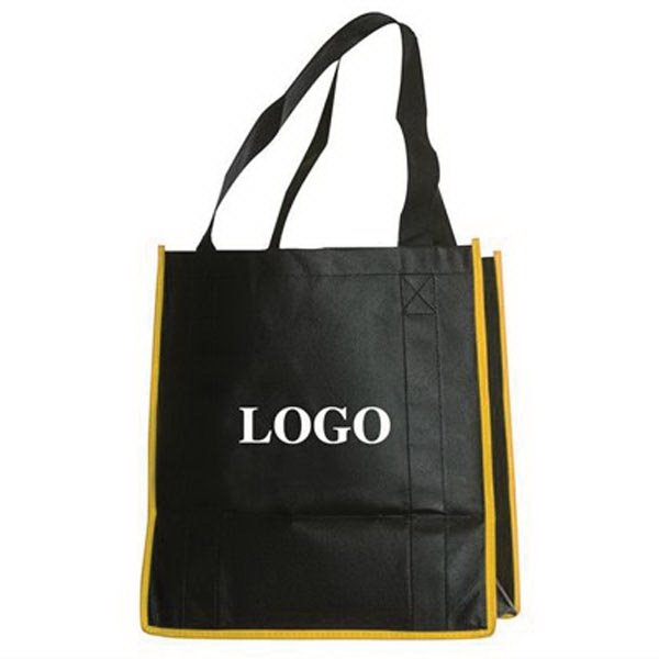 Personalized Eco Friendly Non-Woven Shopping Tote Bag