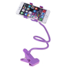 Custom Promotional Lazy Flexible Mobile Phone Stand Holder with Logo