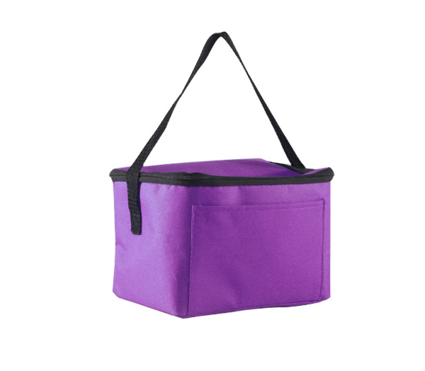 Non-Woven Cooler Bag With Front Pocket