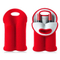 Neoprene Two Bottle Wine Carrier Cooler
