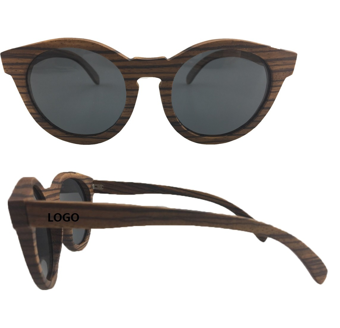 Promotional Handmade Wooden Sunglasses