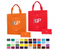 Promotional Custom Logo Printed Folding Tote Shopping Bag