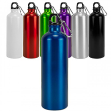 Custom Pacific Aluminum Sports Water Bottle 26Oz